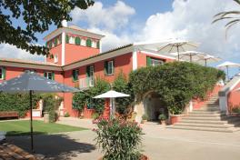 Residencia Los Naranjos Palma Ansicht