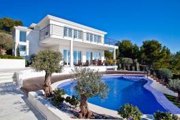 Hauskauf auf Mallorca: Neubauvilla in Nova Santa Ponca