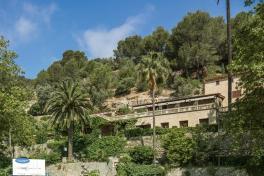 Mallorca Restaurants Deia Can Quet Ansicht aussen