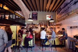 Mallorca Restaurants Palma La Vermuteria Rosa Bar