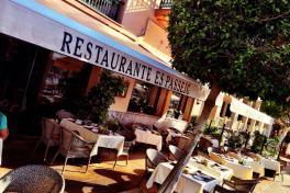 Restaurant Es Passeig in Port Soller auf Mallorca