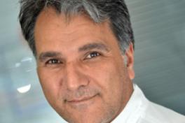 Mallorca Ärzte Internist und Kardiologe Dr. Luai Chadid Porträt