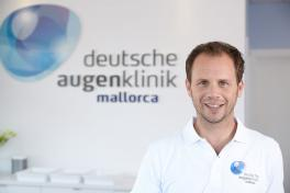 Mallorca Augenarzt Dr. Sebastian Beckers Deutsche Augenklinik
