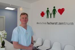Mallorca Ärzte Innere Medizin Internist Dr. Ulrich Frankenberger