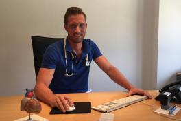Mallorca Ärzte Internist Dr. Gmelin Clinica Picasso