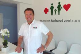 Mallorca Ärzte Internist Dr. Andreas Leonhard Peguera