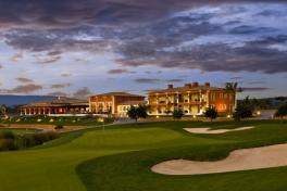 Mallorca Golfplatz Son Gual Clubhaus