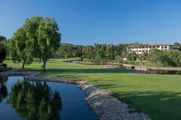 Mallorca Golf Son Vida Wasseransicht