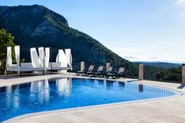 Mallorca Hotels Binibona Finca Albellons Natural Parc Pool