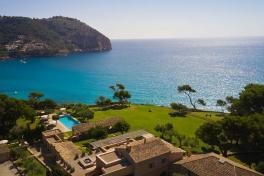 Mallorca Hotels Capdepera Can Simonet Design Hotel Aussicht