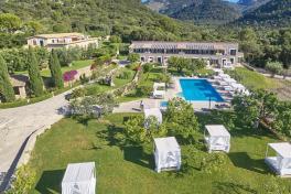 Mallorca Hotels Fincahotel Binibona Parc Natural Luftaufnahme