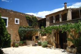Mallorca Hotels Fincahotel Algaida Finca Raims Haus