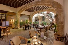 Mallorca Hotels Palma Boutique Hotel Can Cera Patio