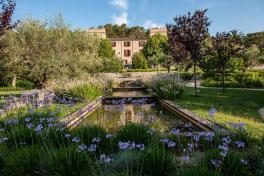 Mallorca Hotel Südwesten Luxushotels Castell Son Claret Ansicht Tag