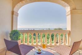 Mallorca Hotels Palma Calatrava neue Suite Aussicht