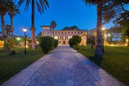 Mallorca Hotels Inca Virrey Prime Boutique Hotel Totale am Abend