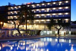 Mallorca Hotels Palma Joan Miro Hotel Ansicht