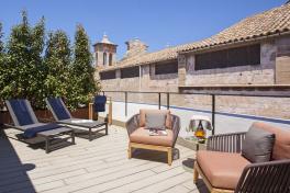 Mallorca Hotels Palma Sant Jaume Terrasse Junior Suite