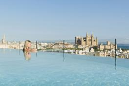 Mallorca-Hotels-Palma-Nakar-Blick-von-Dachterrasse