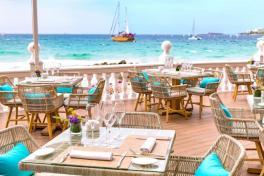 Mallorca Restaurants Palma Cala Mayor Nix A Popa Meerblick