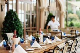 Mallorca Restaurants Costa d'en Blanes Aqua Terrasse