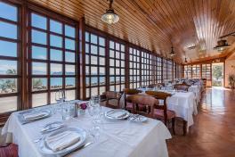 Mallorca Restaurants Port de Pollenca Can Cuarassa Innen