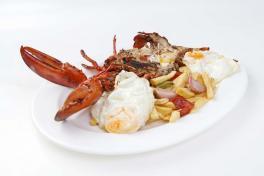 Mallorca Restaurants Palma Can Eduardo Fischrestaurant Cangrejo