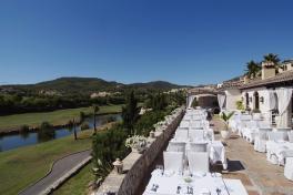 Mallorca Restaurants Camp de Mar Campino Terrasse