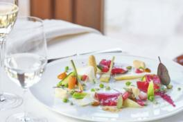 Mallorca Restaurants Es Fum im St.Regis Mardavall Costa d'en Blanes Speise