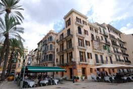 Mallorca Restaurants Palma Caballito de Mar Fassade