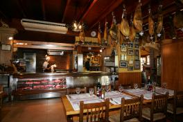 Mallorca Restaurants Palma Genova Can Pedro innen