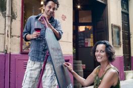 Mallorca Restaurants Palma de Mallorca 13 Porciente 13 Prozent Inhaber