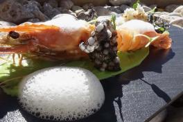 Mallorca Restaurant Port de Soller Es Passeig Garnelen