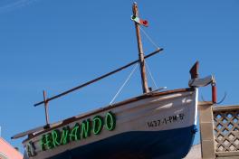 Mallorca Restaurants Palma Fischrestaurant Casa Fernando Boot