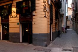 Mallorca Restaurants Palma Altstadt Bar Dia Aussen
