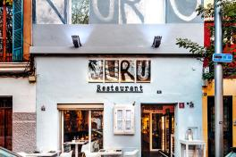 Mallorca Restaurants Palma Santa Catalina Nuru aussen