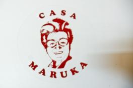 Mallorca Restaurants Palma Casa Maruka Logo