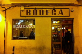 Mallorca Restaurants Palma Bar Espana Aussen