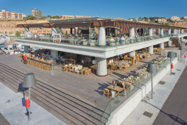 Mallorca Restaurants Port Adriano Coast by East Ecke Mole