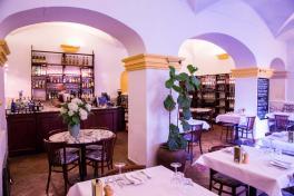 Mallorca Restaurants Banyalbufar 1661 Cuina de Banyalbufar Gastraum