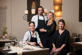 Mallorca Restaurants Port d'Andratx Trespais Team