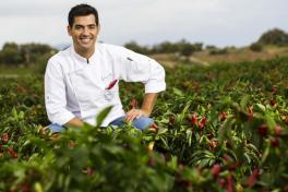 Mallorca Restaurants Capdepera Andreu Genestra Porträt
