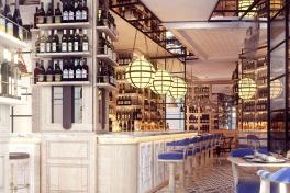 Mallorca Restaurants Palma Hotel Cort Restaurant
