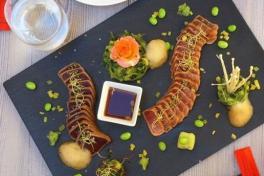 Mallorca Restaurants Palma Canela Vorspeisen