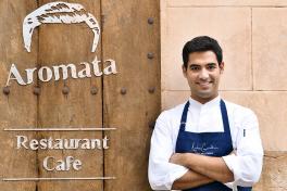 Mallorca Restaurants Palma de Mallorca Aromata Andreu Genestra