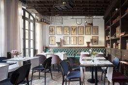 Mallorca Restaurants Palma Botanic Innen