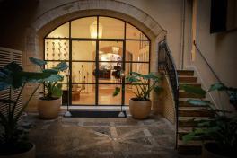 Mallorca Restaurants Palma Fera Restaurant Bar Aussenansicht