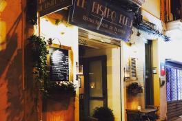 Mallorca Restaurants Palma Santa Catalina Le Bistro Bleu Entree