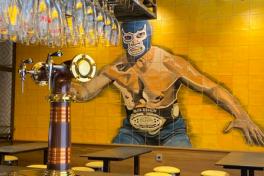 Restaurants Mallorca Palma mexikanisch Manataco Luchador