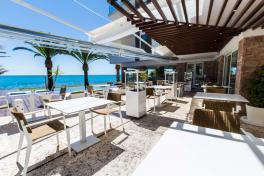 Mallorca Restaurants Canyamel Melasse Melbeach Hotel Terrasse